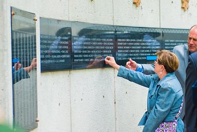 Name Unveiling Ceremony 25 Aug 2015