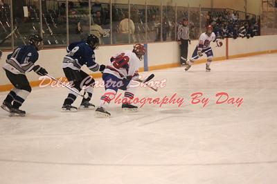 St. Clair Boys Hockey Ag. Eisenhower