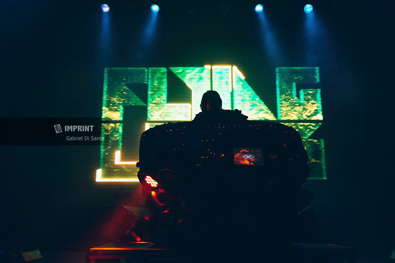 Flying Lotus at The Danforth Music Hall - Toronto, ON | 08.25.2019