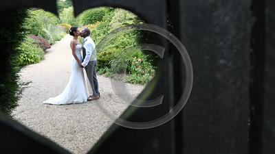 Tara and Melvin wedding memories