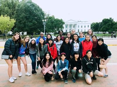International DC Trip