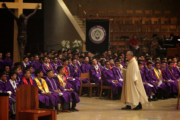 Baccalaureate Mass 2016