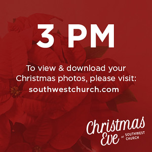 Christmas Eve - 3 PM