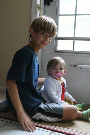 Ella and Cameron 2011