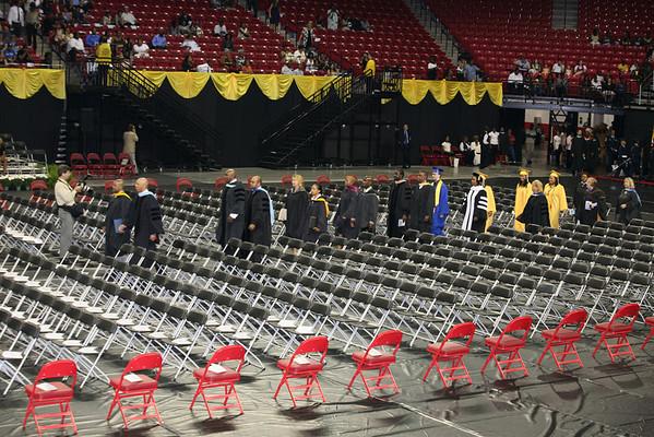 Juanita Zimmerman - Class of 2009, Laurel High School, Laurel, MD - Tuesday, June 2, 2009, Comcast Center, Univ. of Maryland, College Park, MD