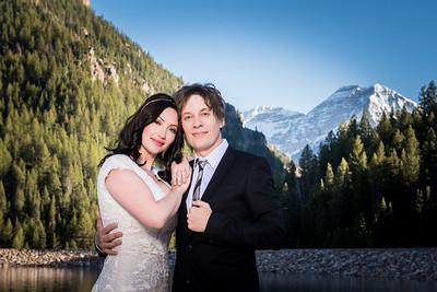 John and Ashley Formals April 2018