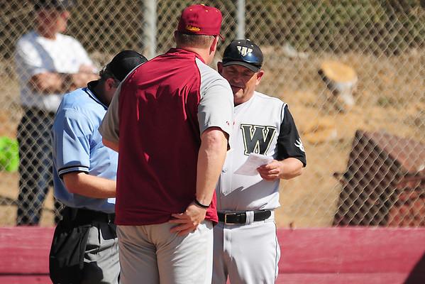 TP Frosh Baseball vs Westview