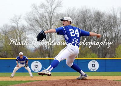 Lampeter-Strasburg Varsity Baseball v. Elco 4.28.14