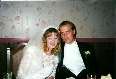 Colleen & Chris Bailey 10/1997