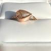1.86ct Rustic Rose Cut Diamond Bezel Ring 11