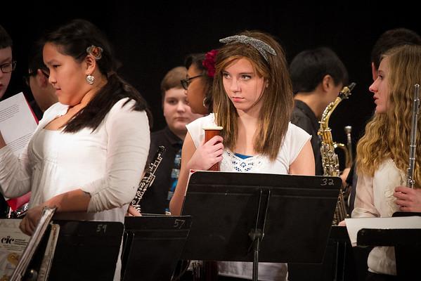 HMS 8th Grade Concert
