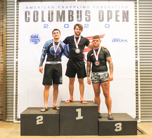 AGF 2020 COLUMBUS PODIUM
