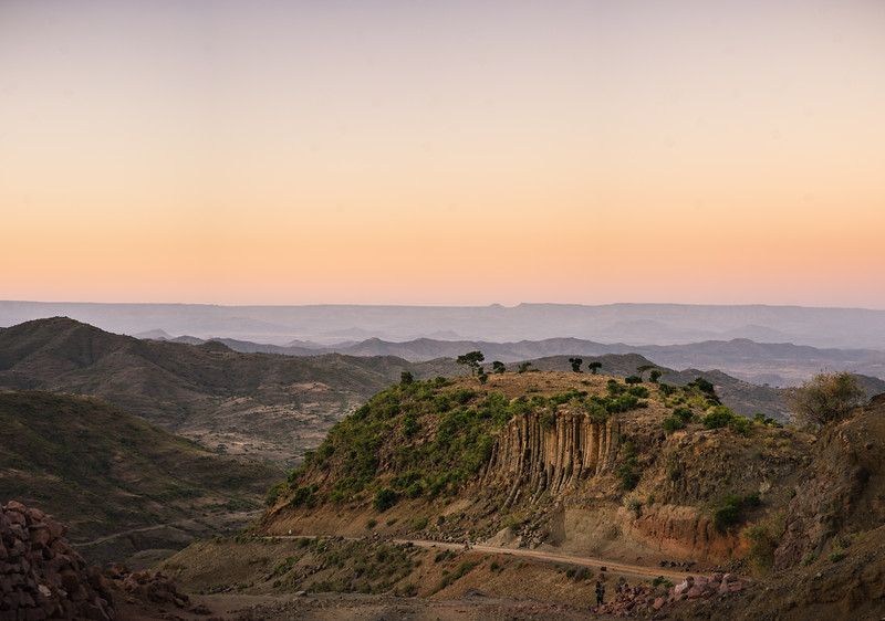 Lalibela dawn