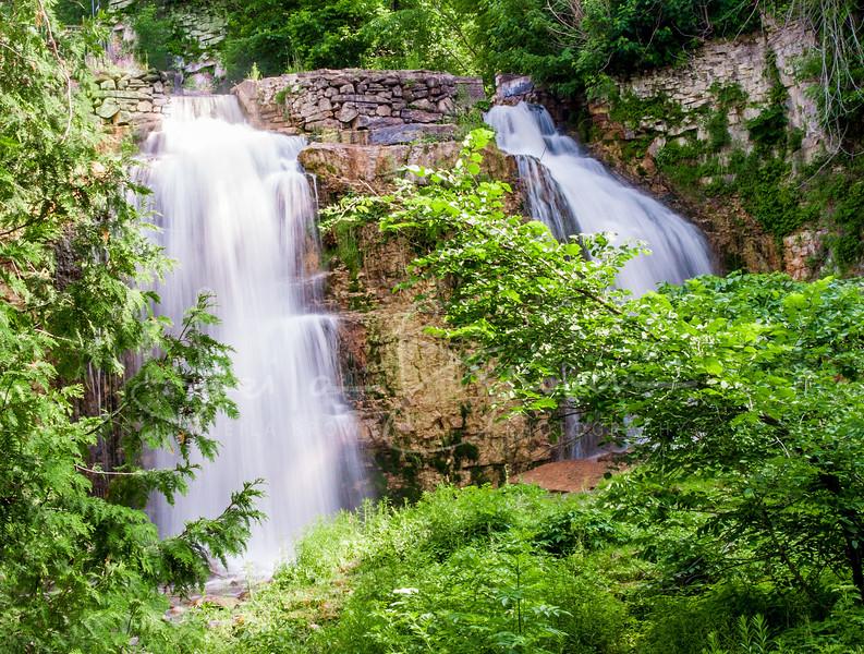 Walter's Falls, Ontario