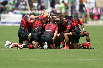 Dallas Reds Rugby Men 2019 USA Rugby Club 7s National Championships