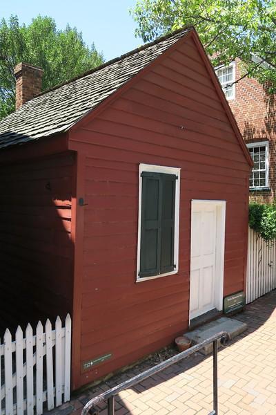 Samuel Schultz Shoemaker Shop (ca. 1827)
