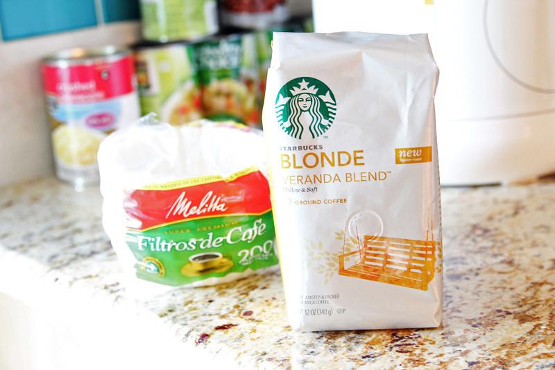06/01/2012 - Mmmm coffee