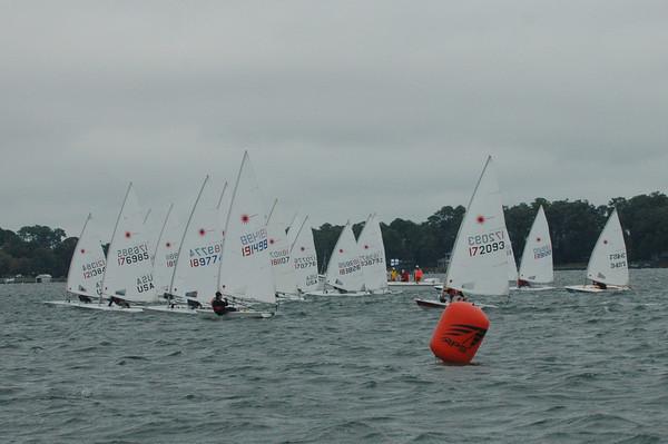 Start of race 3.