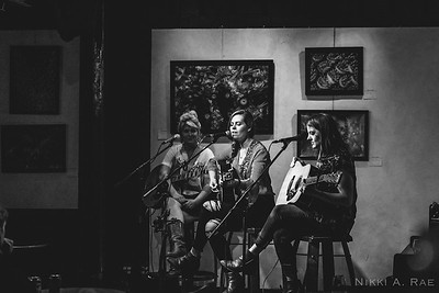 Megan Burtt Caitlin Cannon Monica Marie | Laughing Goat - Boulder, CO | 06.17.2018