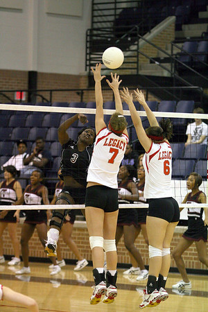 2008 Legacy vs Timberview - Match #2