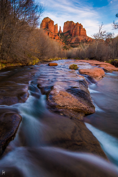 Flow of the Red Rocks
