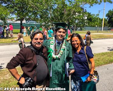 2016-05 Nathan O'Hanlon's Graduation from Stetson U.