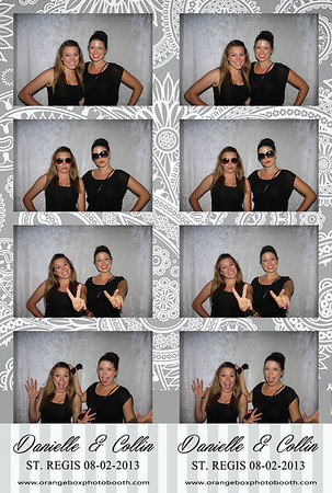 Danielle and Collin 8-2-2013