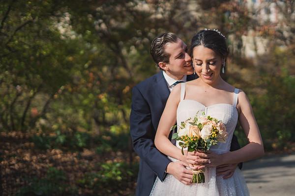Andrick y Susy - Central Park Wedding