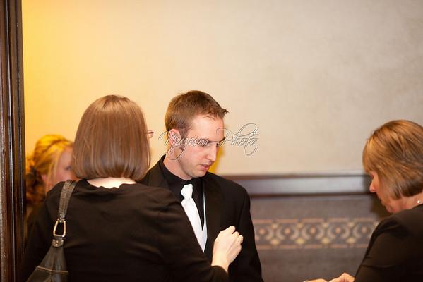 Getting Ready - Michaela and Jon