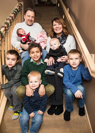 Pearson Family 2017