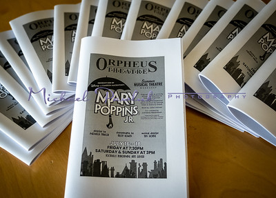 Orpheus Theatre presents Mary Poppins Jr