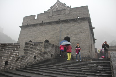 Great Wall of China - 18 September 2013