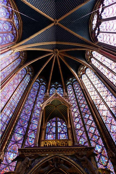 Sainte-Chapelle - Stained Glass