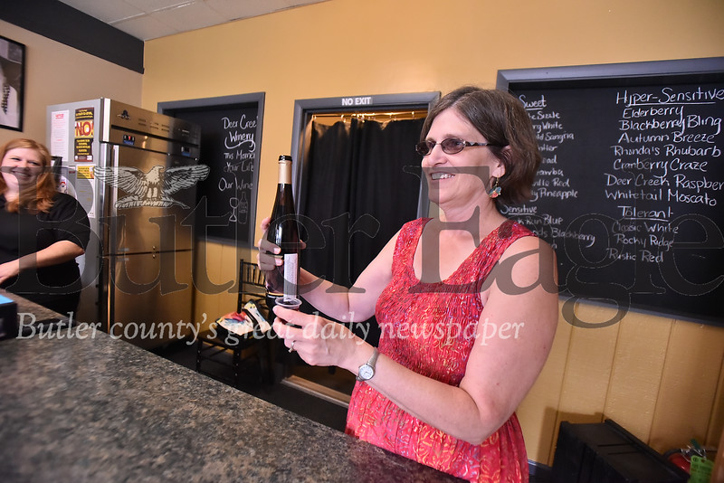 53630 Deer Creek Winery moved to Main St in Butler