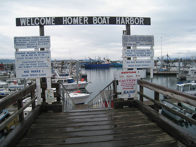 Seldovia - Homer Alaska Photos Videos