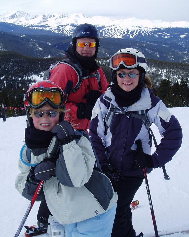 Skiing 2005-2006