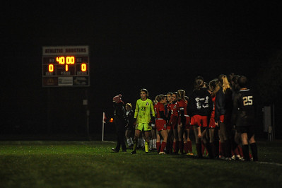 10-27-20 BHS Girls Soccer vs Ashland Crestview (Semi-Districts)
