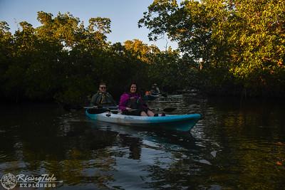 Sunset Bird Rookery Kayak Tour - Corbin, Corle & Brooks