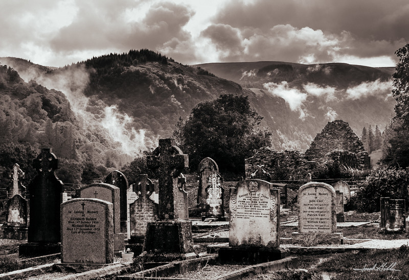 Glendalough Monastic Ruins