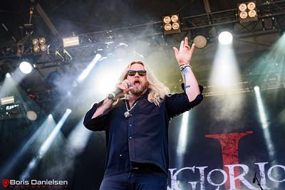 Inglorious @ Norway Rock Festival 2018.