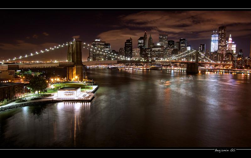 Manhattan by night #4