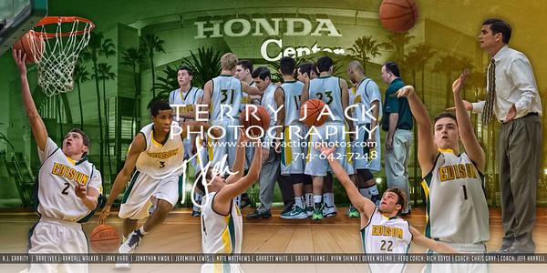 Honda Center Poster