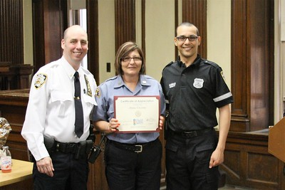 2017 Crossing Guard Appreciation