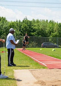 Triple and Long Jumps