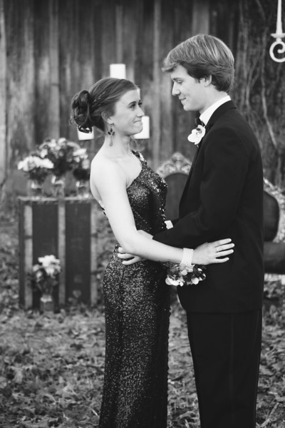 Adeline & Newman {PROM 2014}
