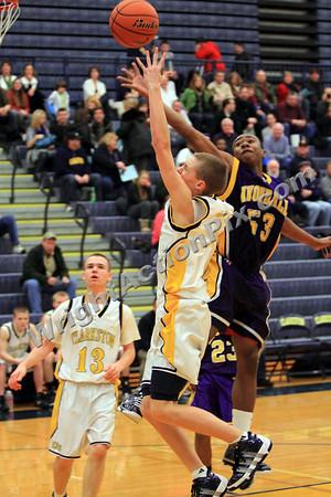 2010 01 29 Clarkston JV Basketball vs Avondale
