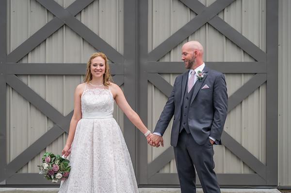 Deborah & Nate: Married