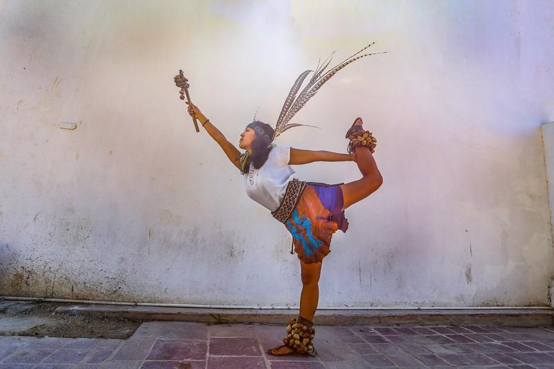 La Azteca ~ Todos Santos, Mexico