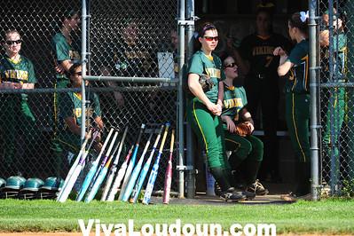Softball: Loudoun Valley vs. Woodgrove (4-26-2013 by Jeff Vennitti)
