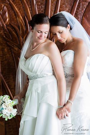 140628 Sara Markgraf & Julie Farias